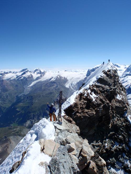 Matterhorn on top